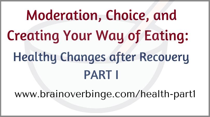healthy part 1