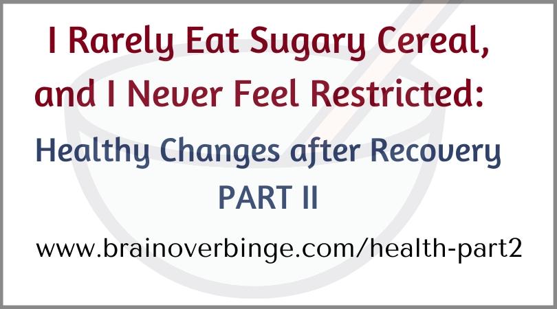 healthy part 2